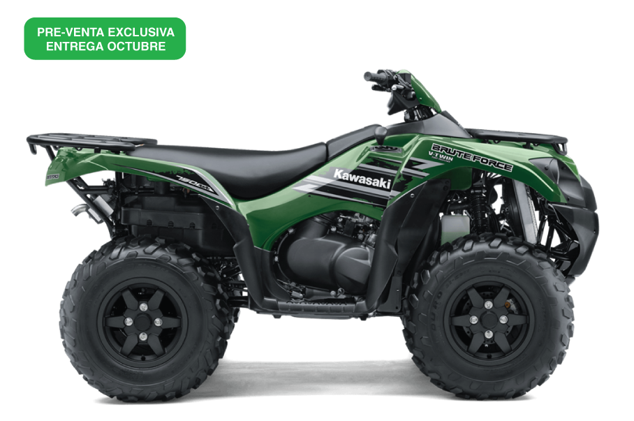 Brute Force 750 New 2018