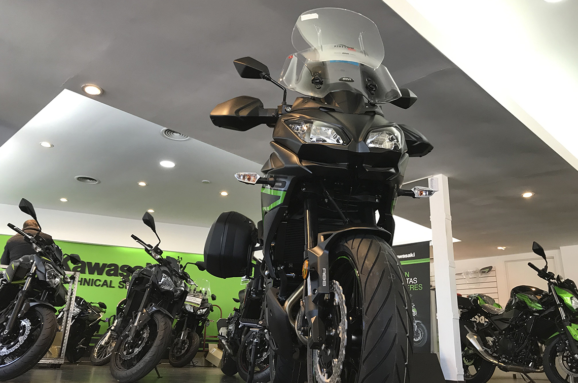 Versys 650 abs 2020
