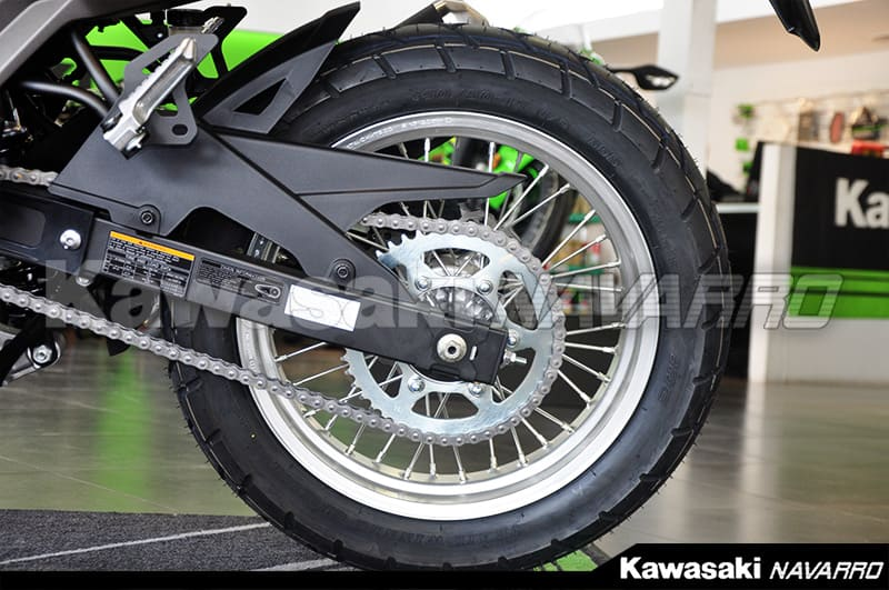 Versys X 300 ABS 2018 Color Negro