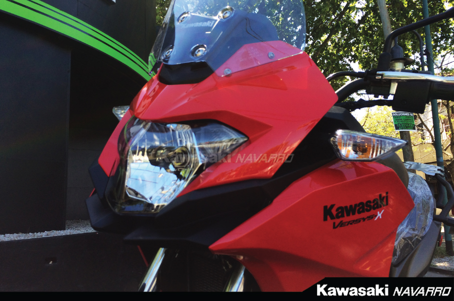 Versys X 300 ABS New 2018