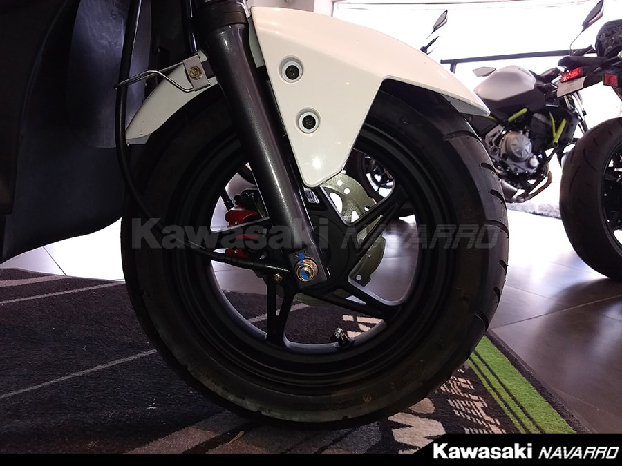 Agility 125 Rs Naked kw